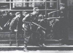 Some of Dirlewanger's men.
