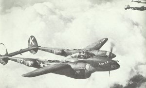 P-38 Lighting