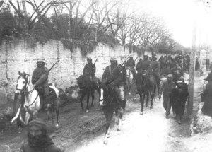 Turk Arab cavalry