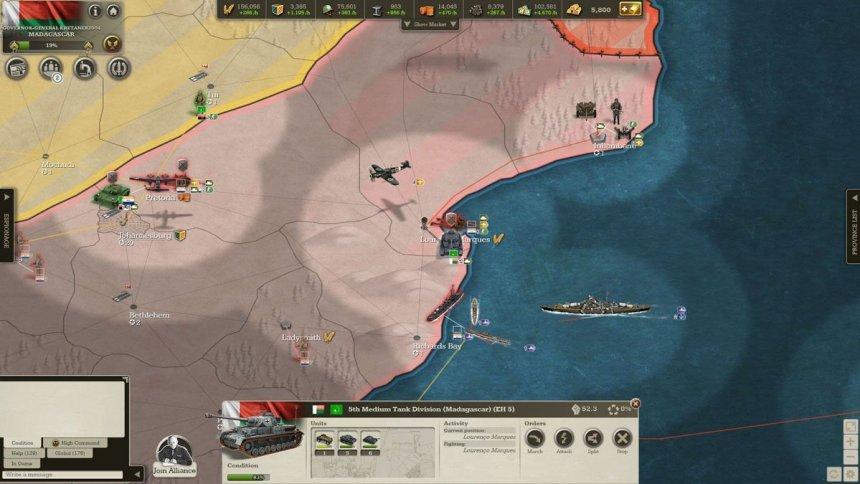 Call of War World War