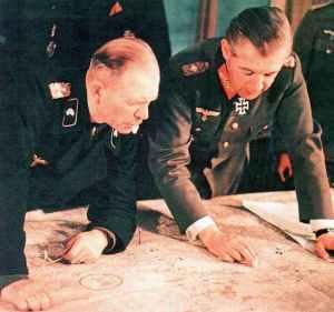 'Inspector-General of Armoured Troops' Guderian