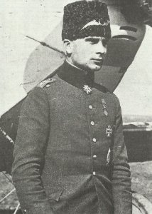 German fighter ace Buddecke