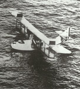 Curtiss H-12 flying boats