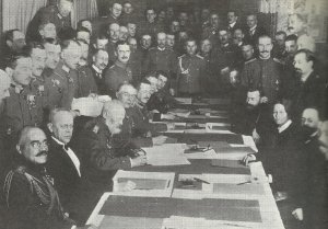 treaty of Best-Litovsk