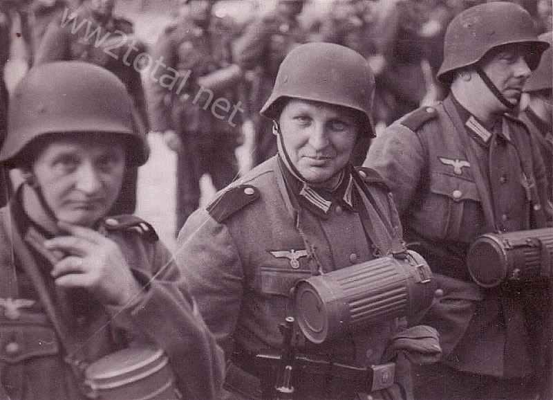 Preparations 1940