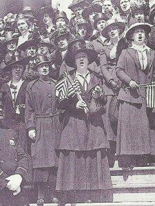 women's choir in New York