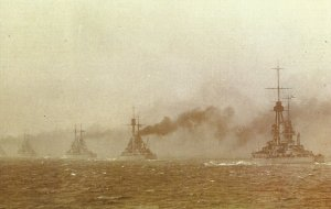 late sortie by the German High Seas Fleet