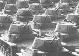 new Italian M14-41 tanks