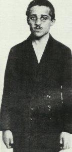 student Gavrilo Princip