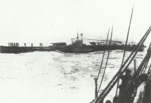 submarine cruiser 'U-154'