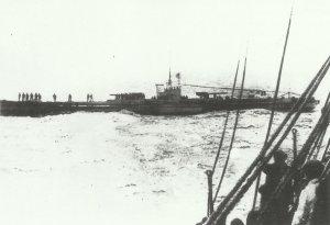 submarine cruiser 'U-154'