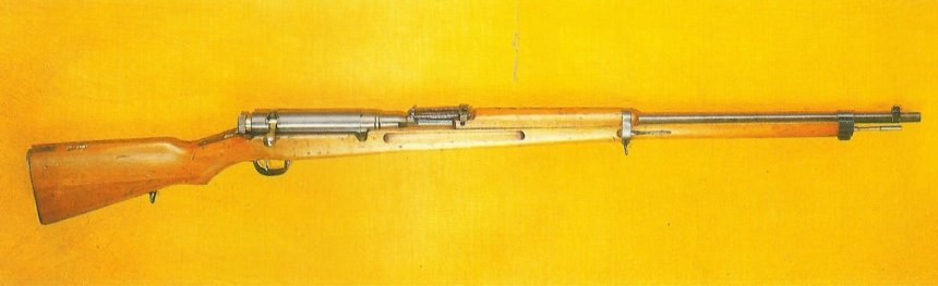 Ariska rifle Meiji 38