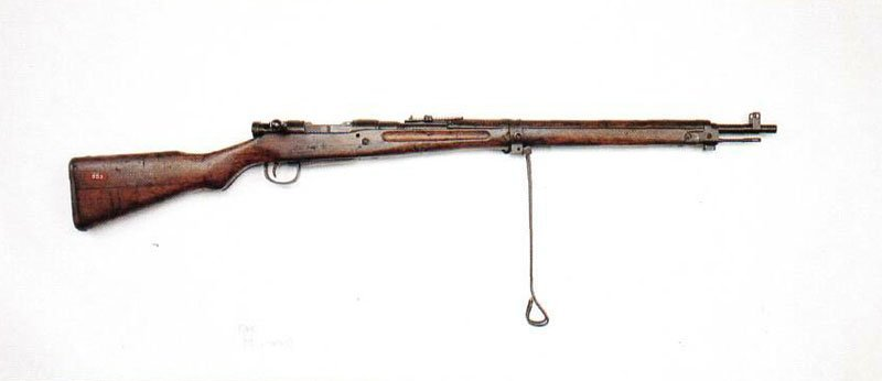 Ariska rifle Type 99