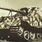 tank destroyer Elefant
