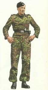 SS combat uniform