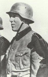 member of the Norwegian Volunteer Legion