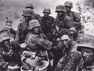 Grenadiers of the Totenkopf Division