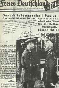 Propaganda newspaper of the 'Free Germany National Committee'