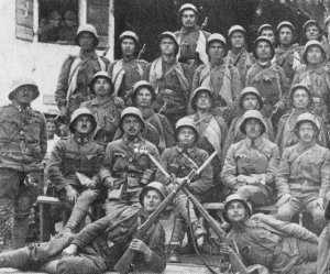 Austro-Hungarian Army stormtroopers