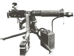Vickers Gun Mark I with dial sight