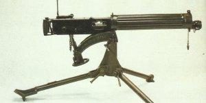 US-built Vickers Gun