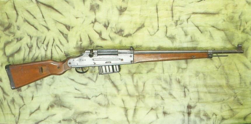 Volkssturmgewehr VG-2
