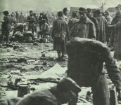 Austrian PoWs at Vittorio Veneto