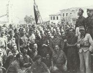 Italian troops loyal to Mussolini