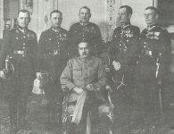 Marshal Josef Pilsudski
