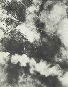 Berlin 8 hours after the third RAF night raid from November 24, 1943