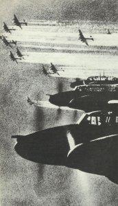 Bf110 vs B-17