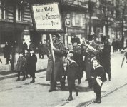 Election campaign Germany 1919