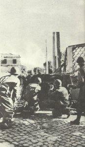US AT gun Anzio