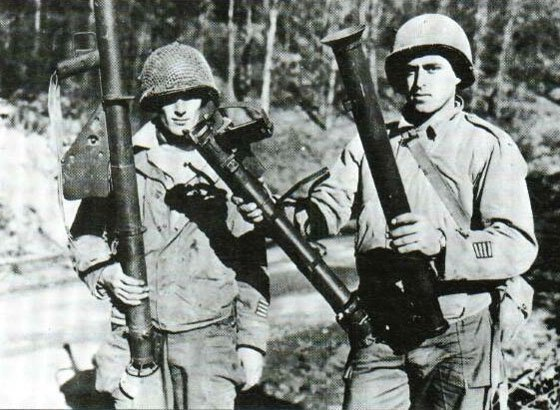 Bazooka M1and M9
