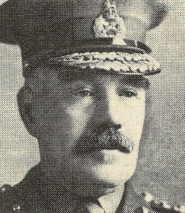 Robertson, chief of the British imperial general staff