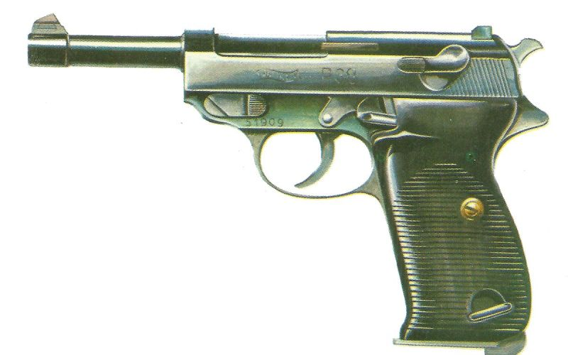 Walther Model 38