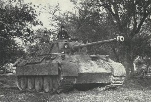 PzKpfw V Panther Ausf D