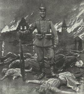 French war propaganda