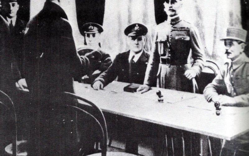 Armistice November 1918