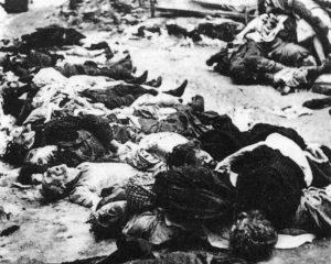 Victims of the Totenkopf-Standarte