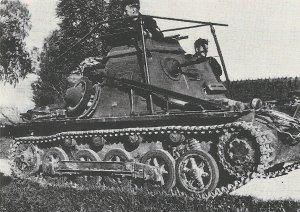 Panzer-Befehlswagen I Ausf B