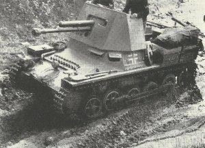 4,7cm Pak (t) self-propelled gun