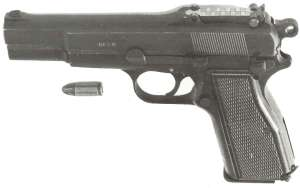 Browning 9mm HP