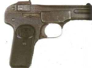 Browning Modele 1900
