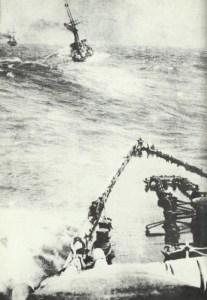 von Spee off Cape Horn
