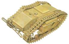 tracked demolition charge 'Goliath'