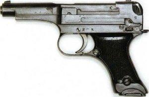 pistol Type 94