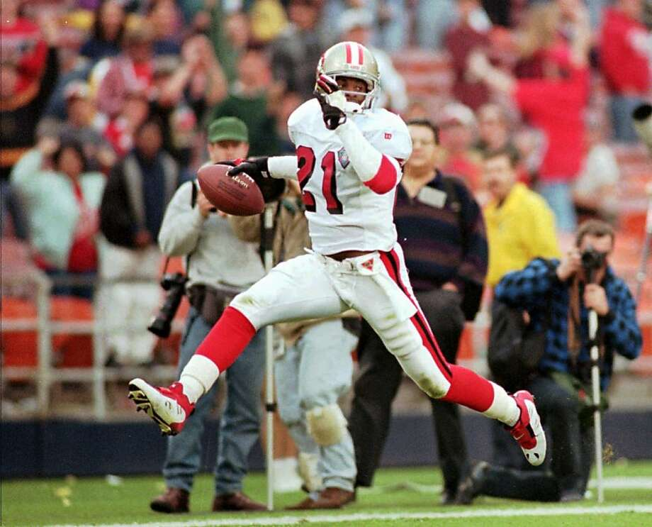 Deion Sanders Year With 49ers Was Pure Prime Time SFGate