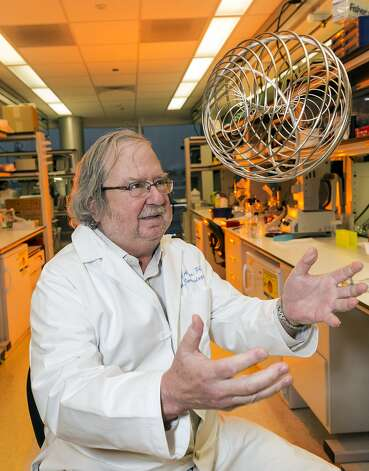 Jim Allison's work with immunotherapy is considered a breakthrough against cancer. Photo: Craig Hartley, For The Chronicle