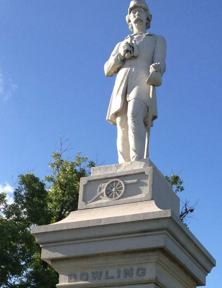 Image result for Richard Dowling Statue